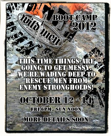 Boot Camp 2012, Coming October 12 - 14. More Details Soon.