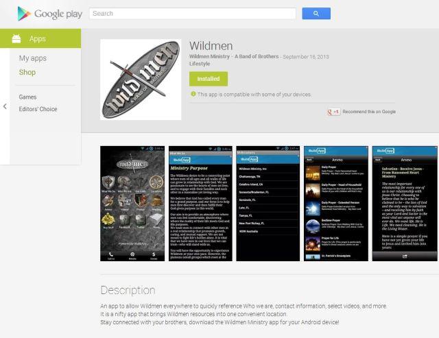 wildmen-app-in-store